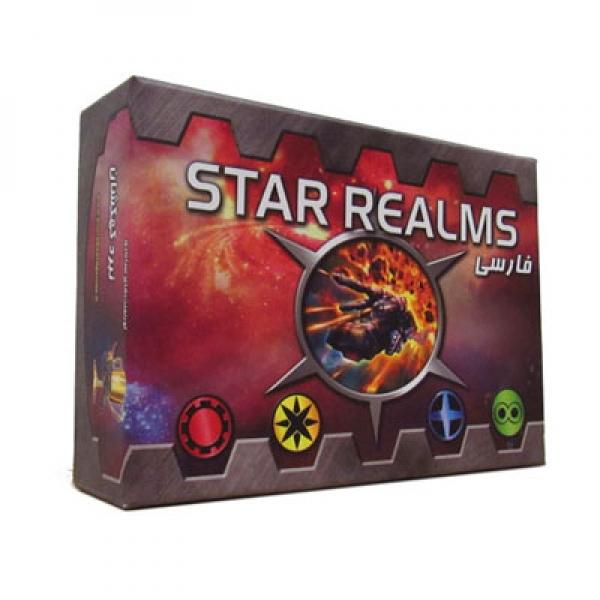 بردگیم Star Realms