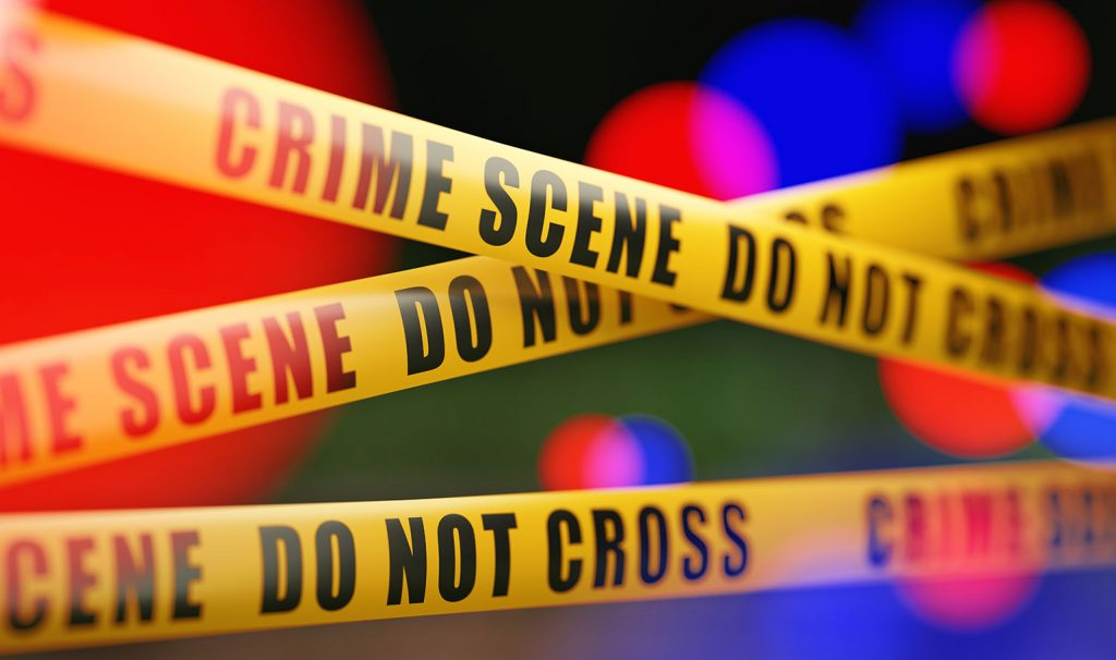 showing crime sceneانواع اتاق فرار