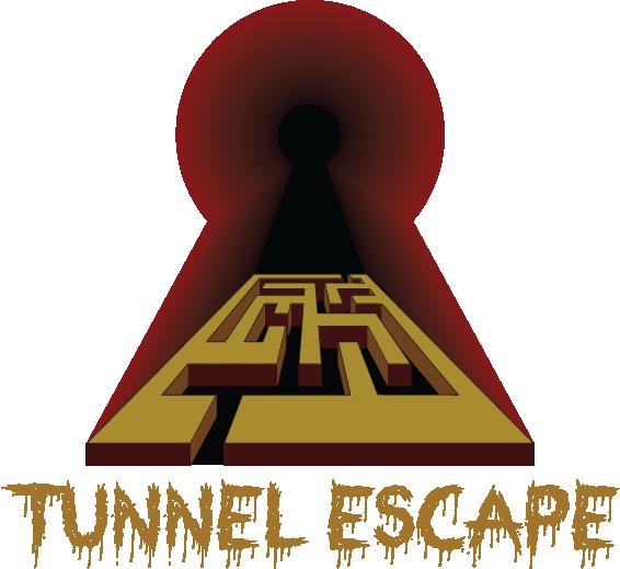 لوگو اتاق فرار تونل اسکیپ